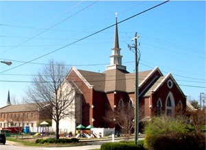 Tucker First Methodist Church